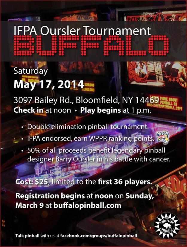 Oursler Tournament 2014