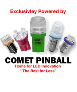 Comet Pinball