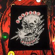 Buffalo Pinball Stickers