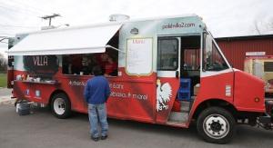 Food Truck Tuesday at Larkinville, Tuesday, May 3, 2016. Polish Villa food truck. (Sharon Cantillon/Buffalo News)