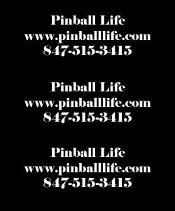 Pinball Life Ad