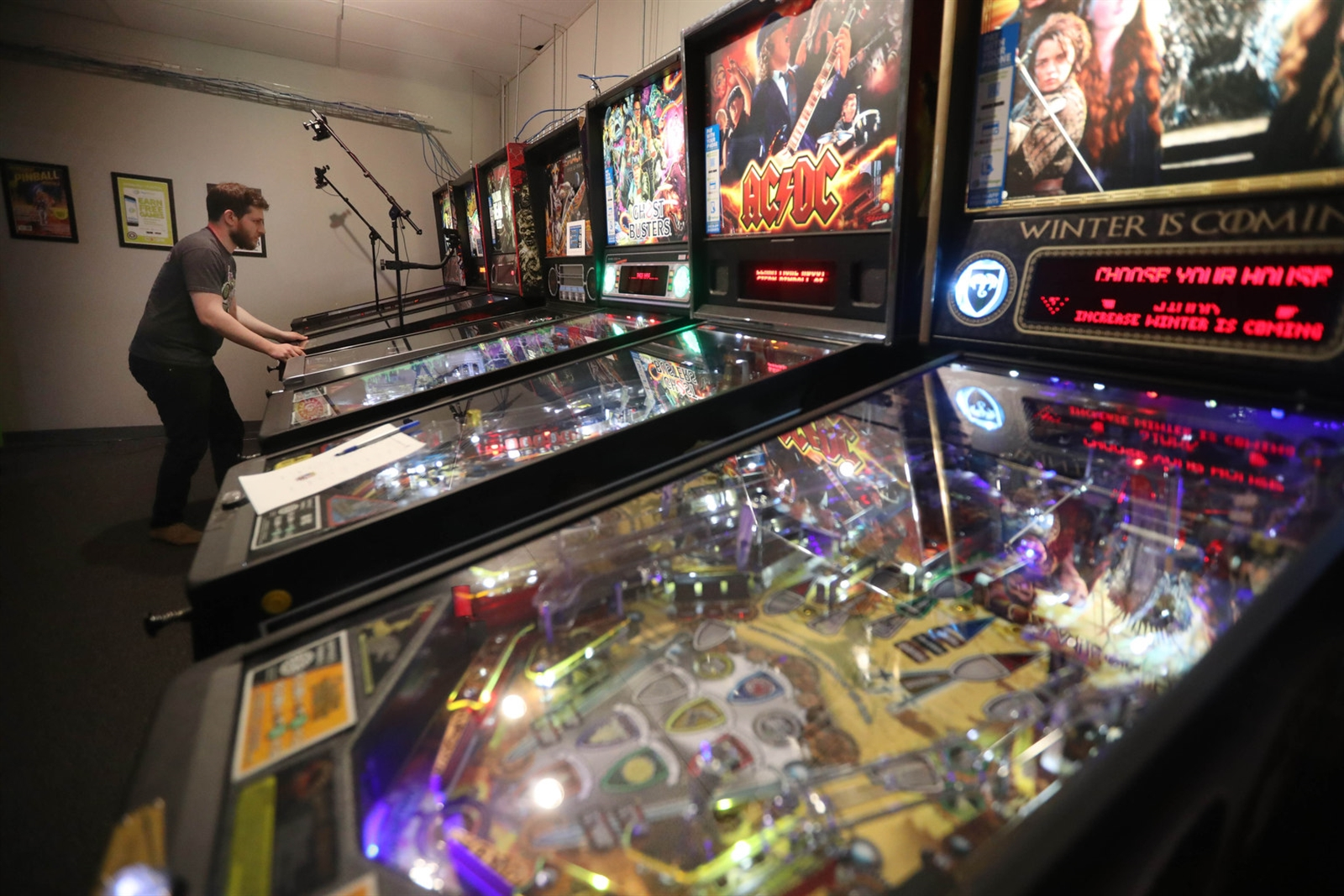 Buffalo Pinball | The place for all things pinball in